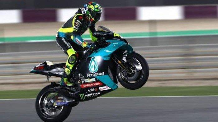 Bikin Rekor Pribadi di Tes Pramusim, Valentino Rossi: Saya Kian Dekat dengan Pebalap Teratas